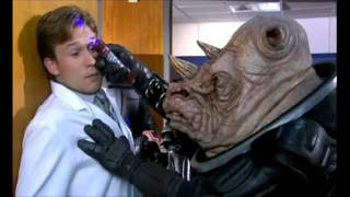 Jacobs Doctor Who Series 3 Episode 1 Smith and Jones Review Of The Jacobs Review Show