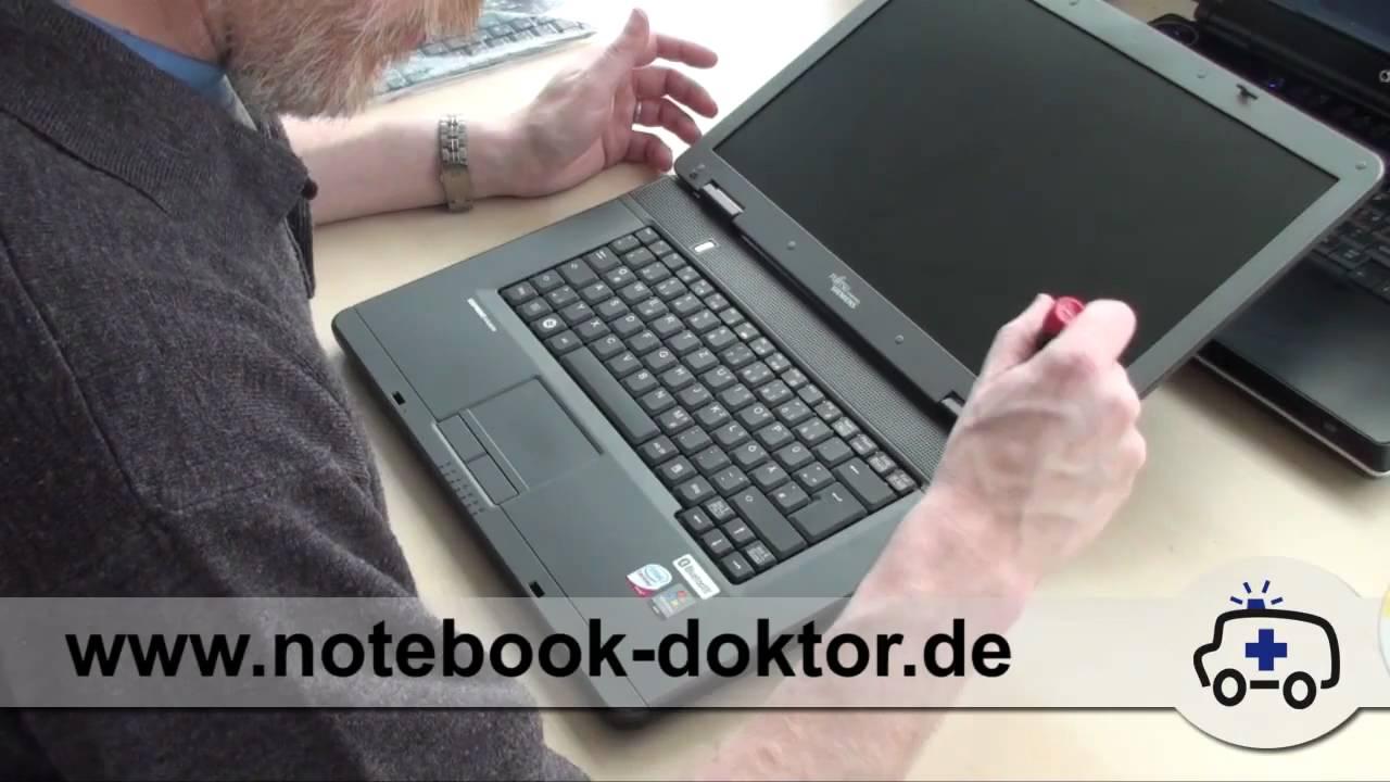 Tastatur Tausch Amp Blende Demontage Notebook Laptop