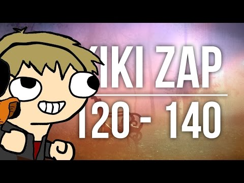KikiZAP- HORROR COMPILATION 120 à 140...
