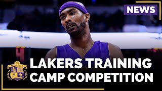 Corey Brewer On Lakers Training Camp Competition