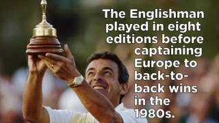 Tony Jacklins Ryder Cup - His Nerves, Nicklaus, the famous Concession and bringing Seve on board