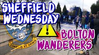 *Fan Trouble* SWFC vs Bolton Wanderers ⚽💙