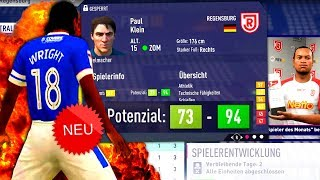 FIFA 18 : OMG DAS KRASSESTE TALENT !! 💥😱 Neuer Peter Wright ?! 😍 Jahn Regensburg Karriere #4