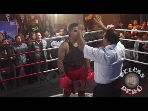 Farid Lopez vs Pablo Girao. Noche de Uppercuts 6. Box amateur.