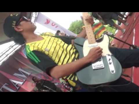 Konser Reggae Music - K2 Reggae - Gor Lumajang - Salosa Entertainment - N9 Audio Malang