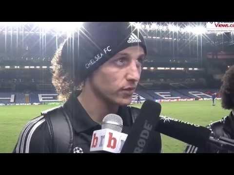 David Luiz: We gave our best
