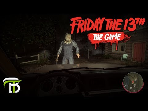 QUICKEST ESCAPE NEW RECORD!! | FRIDAY THE 13th GAME