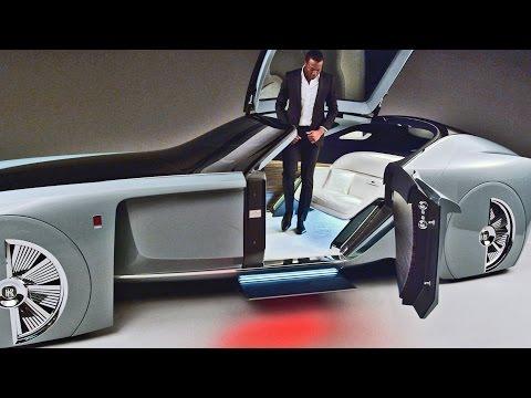 Rolls-Royce 103EX Experience