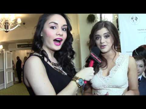 Brielle Barbusca  With Alexisjoyvipaccess  Young Artist Awards