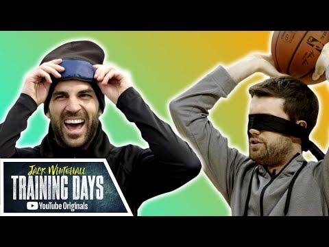 Painful Penalty Shootout with Fàbregas & Jack's Insane Halftime Shot | Jack Whitehall: Training Days