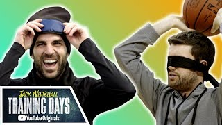 Painful Penalty Shootout with Fàbregas & Jack's Insane Halftime Shot | Jack Whitehall: Training Days thumbnail