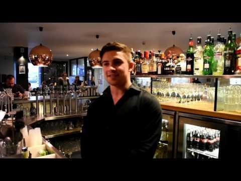 Drinks at the Harbourmaster Aberaeron