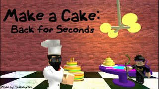 Roblox: Make a Cake Back For Seconds, Fruity Pebbles Event/ Easter Eggs