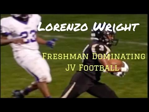 Lorenzo Wright Highlight JV