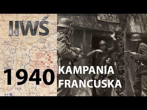 Tchórzliwe żabojady, czyli kampania francuska 1940 [IIWŚ#2]