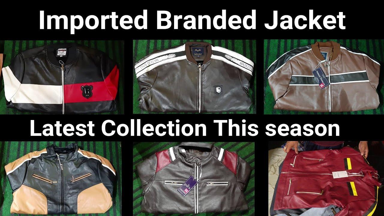 Branded Imported Leather Jacket Wholesale Market in Delhi,Jacket Manufacturer,Wholesale Market