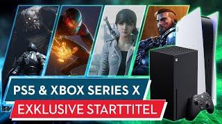 PlayStation 5 und Xḃox Series X: Die Exklusivspiele zum Next-Gen-Start