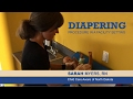 Diapering in a Child Care Facility