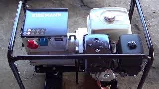 видео Купить Сварочный генератор SDMO VX 200/4 H в интернет магазине. Описание, характеристики, цена, отзывы на Сварочный генератор SDMO VX 200/4 H.