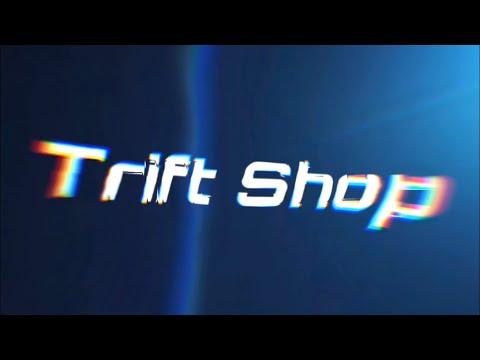 Trift Shop - Macklemore & Ryan Lewis Ft. Wanz (slowed Down)