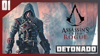 Assassin's Creed: ROGUE - Detonado Parte 1 - [Dublado em Português]
