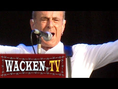 Status Quo  In the Army Now   at Wacken Open Air 2017