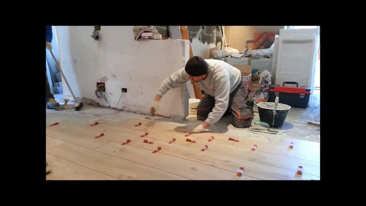 Posa pavimento con distanziatori autolivellanti Roma  Edil Petrozzi   YouTube