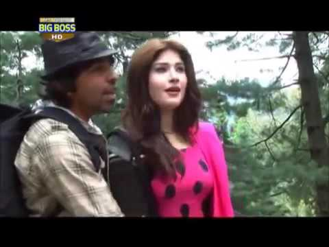 Romantic Pashto Song 1 from Be Imaan Afghan Pashto Movie