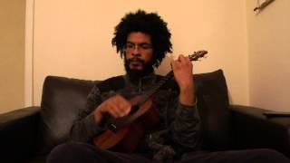 Vybz Kartel - Cya Test We - @RivahJordan Ukulele Cover