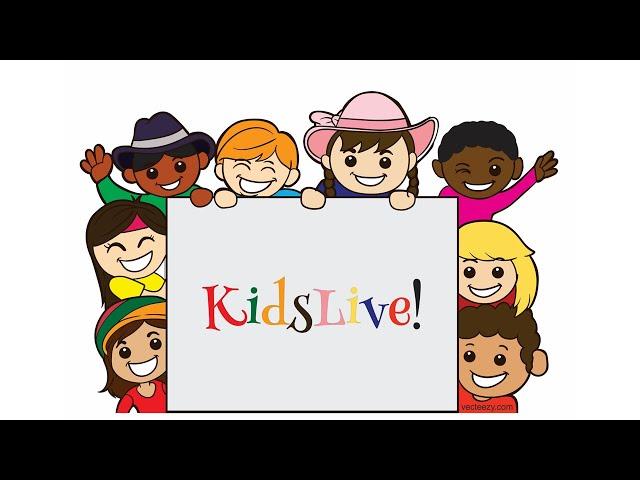 KidsLive - Episode 87 - English only