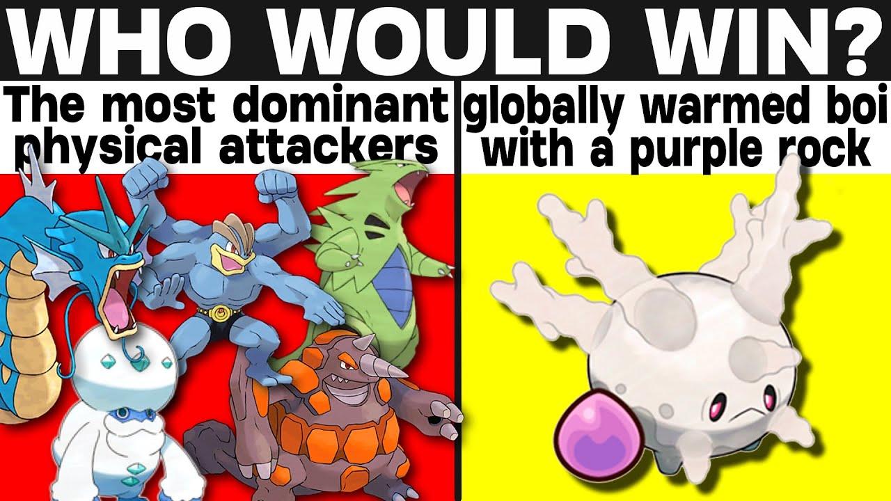 Pokemon Memes V3 Youtube