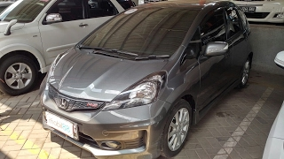 In Depth Tour Honda Jazz GE RS 2nd Facelift 2013 - Indonesia