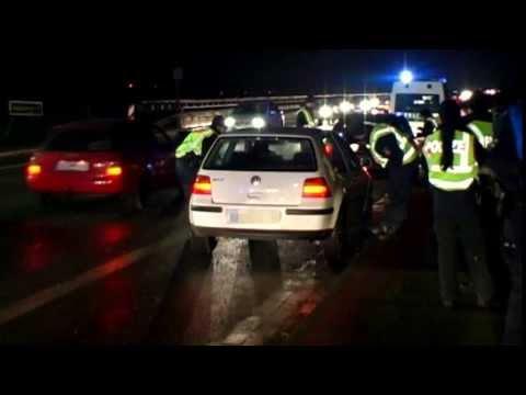 Polizei-Großeinsatz am 17.12.2013 - Landkreis Harburg
