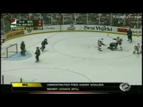 1998 Playoffs - Blues @ Red Wings Game 2