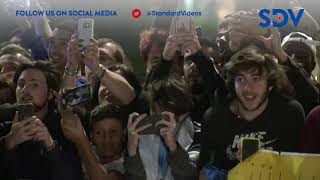 How Israelis welcomed Messi, Suarez, Ageuro and other Argentina, Uruguay stars