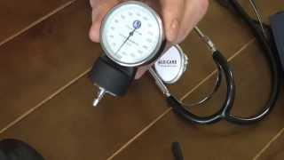 Тонометры.  Как измерить давление Проверка правильности показаний.