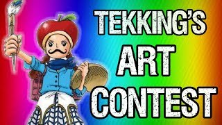 The Tekking101 One Piece Art Contest!!