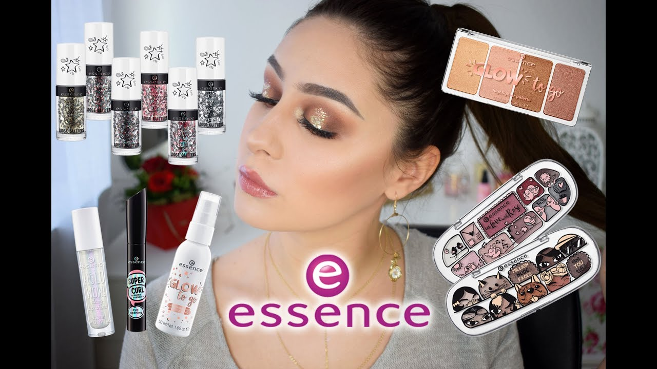 9a7b22474ea Essence Cosmetics 2018 Collection | Review & First Impressions | Part 1 -  Самые лучшие видео