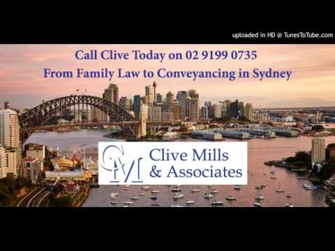 Clive Mills & Associates | Property Law | Solicitors North Shore Sydney | Story 9