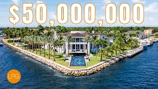 Could This be the BEST Mansion of 2020? $50 MILLION in Miami, Florida