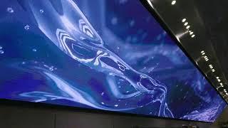 【大阪メトロ】梅田駅の新しい超大型ディスプレイ【ギネス認定】