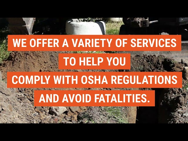 Preventing Trenching Accidents with TSC