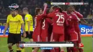 Borussia Dortmund- Bayern Munich 13. Round Bundesliga 2013/14