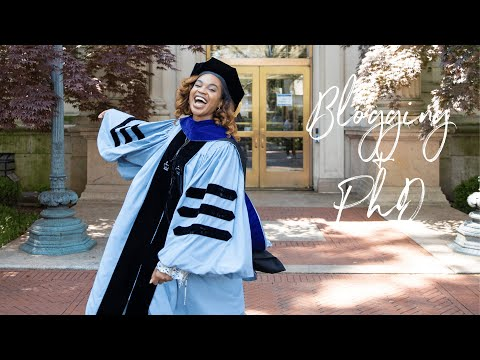 How I Finished My PhD at Columbia While Blogging Full Time | Graduate School Advice