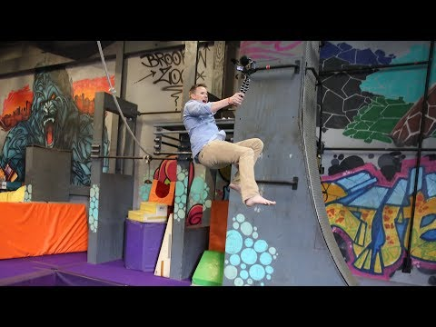 Parkour with YouTube Creators!