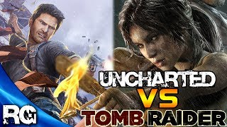 Uncharted Vs Tomb Raider - Best Action/adventure Game?