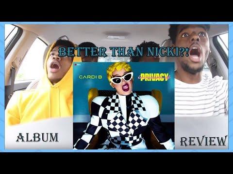 CARDI B: Invasion of Privacy [Album Review] | Better than Nicki Minaj?