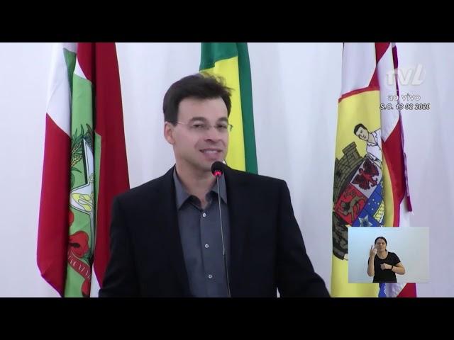 13/02/2020 - Pronunciamento Sessão Ordinária