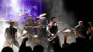 Volbeat Maybellene I Hofteholder live at Union Scene Drammen 03.12.2008