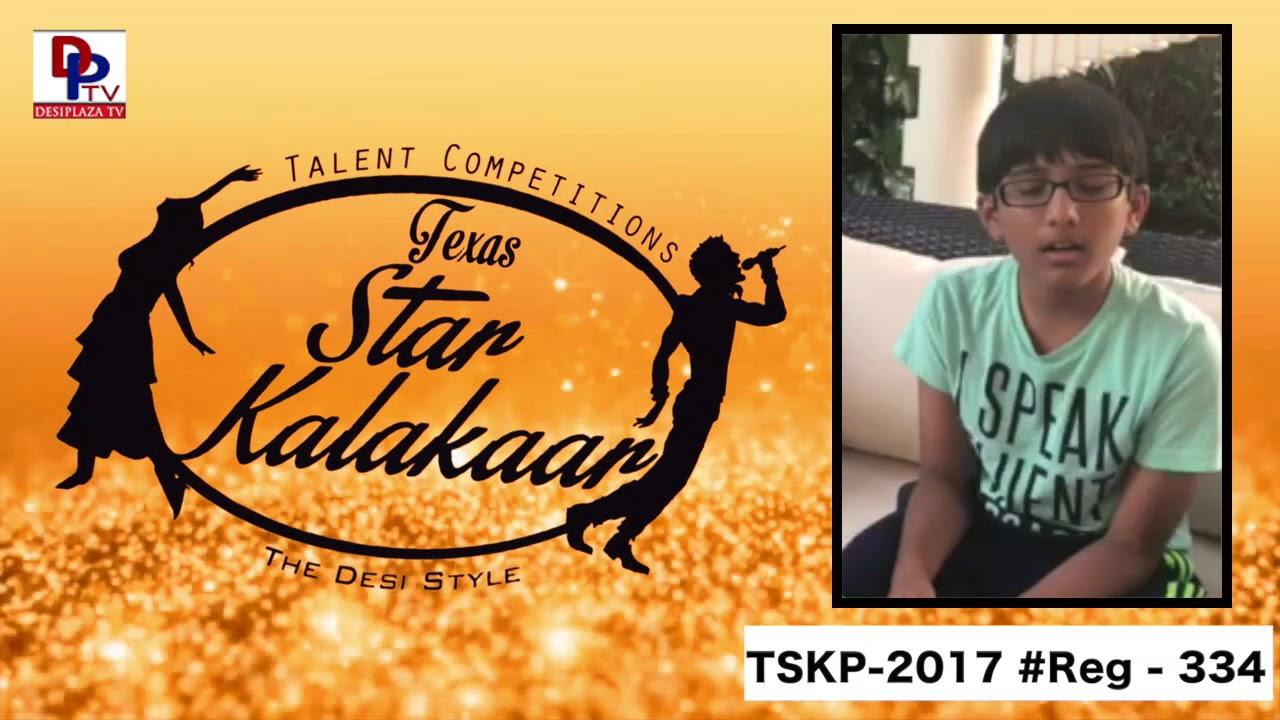 Reg# TSK2017P 334- Texas Star Kalakaar 2017